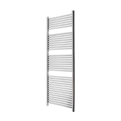 Abacus Elegance Linea Straight Towel Rail - 1700mm x 480mm - Chrome